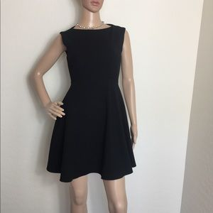 French Connection Contemporary Black Dress